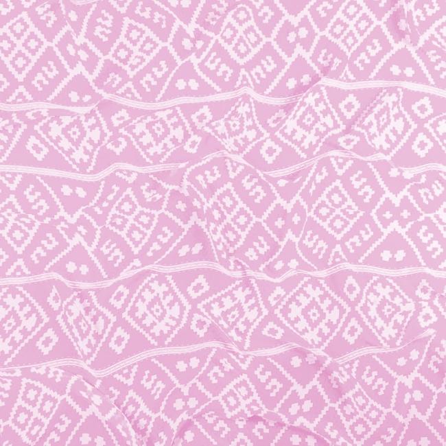 Esarfa Margareta, culoare roz